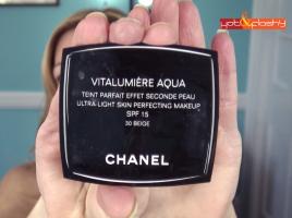 Chanel Vitalumiere Sample