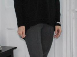 OOTD Grey Leggings
