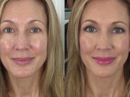 Anti-Aging Natural Glam Makeup