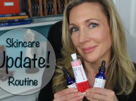 Skincare Routine Update