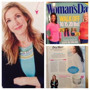 Welcome Woman's Day Readers!