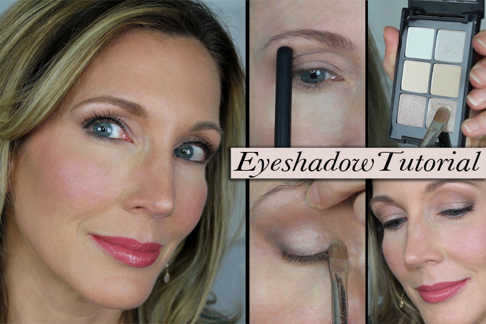 Eyelid Lift Eyeshadow Tutorial For Mature Skin
