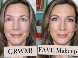 GRWM Full Face Makeup Faves