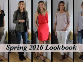 Lookbook Spring 2016
