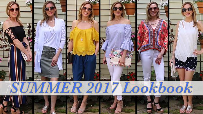 9f81c0d5d18 Lookbook Summer 2017 ~ Outfit Ideas for Mature Women!