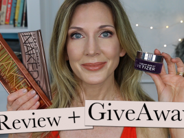 Urban Decay New Makeup Reviews + Giveaway Thumb