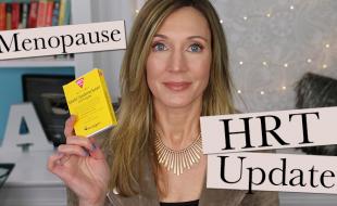 Menopause HRT Update 2018