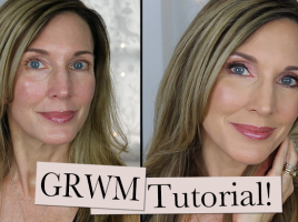 GRWM Tutorial Anastasia Soft Glam