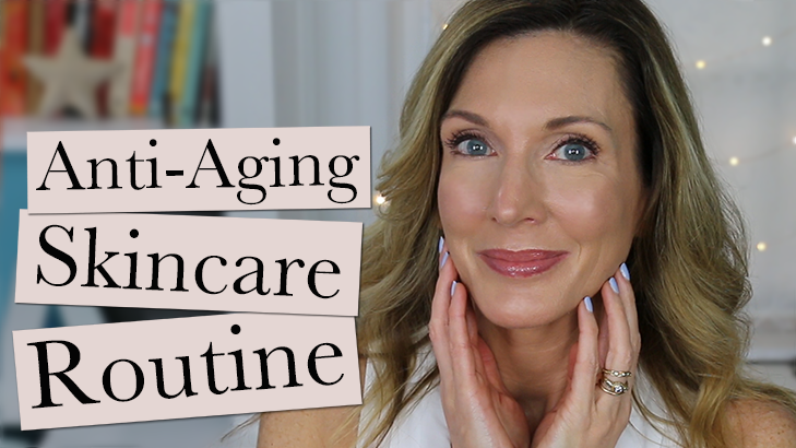 My Current Anti Aging Skincare Routine Over 50 Hotandflashy Com