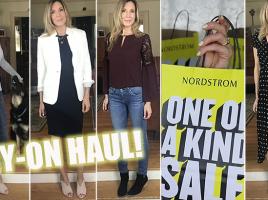 c9cffad7aec Nordstrom Anniversary Sale Haul  2 – Bonus Video!