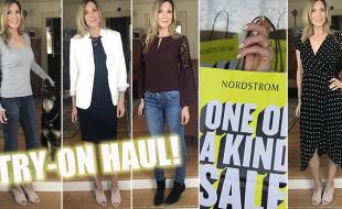 Nordstrom Sale Haul 2 2018 Thumbnail