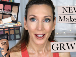 New Makeup Try On Haul 8 18