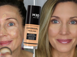 FFOF #52 CoverGirl Matte Made Transformatte Foundation