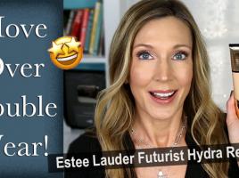 Estee Lauder Futurist Hydra Rescue Foundation